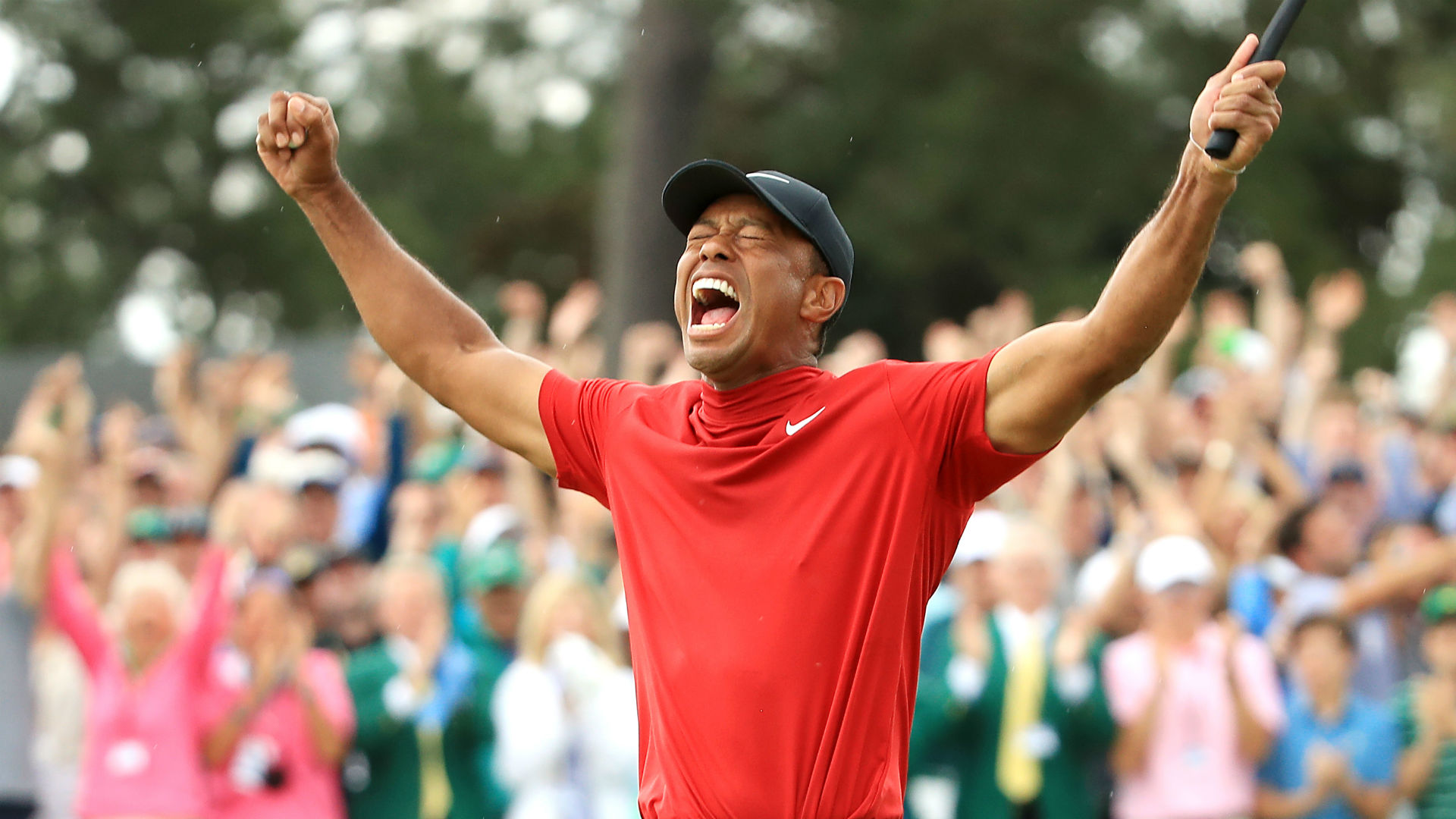 Masters 2019: Rejuvenated Tiger Woods shows he is sports' biggest star