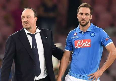 'Benitez didn't want Higuain'