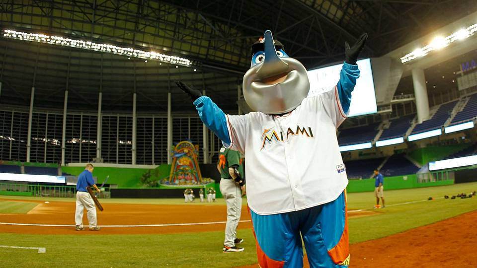 Woman Busted For Flashing At Marlins Game Was Just Having Fun
