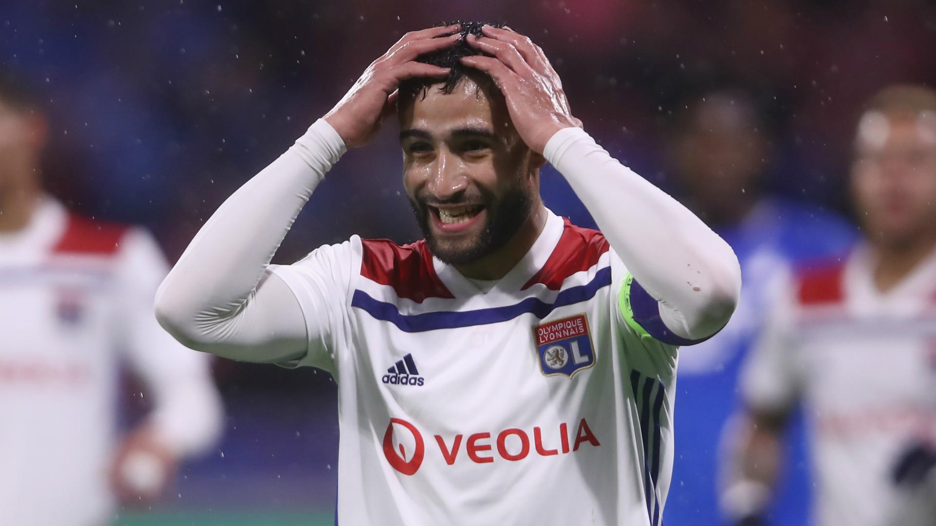 Lyon boss confirms Fekir 'negotiating transfer' amid talk of Betis move