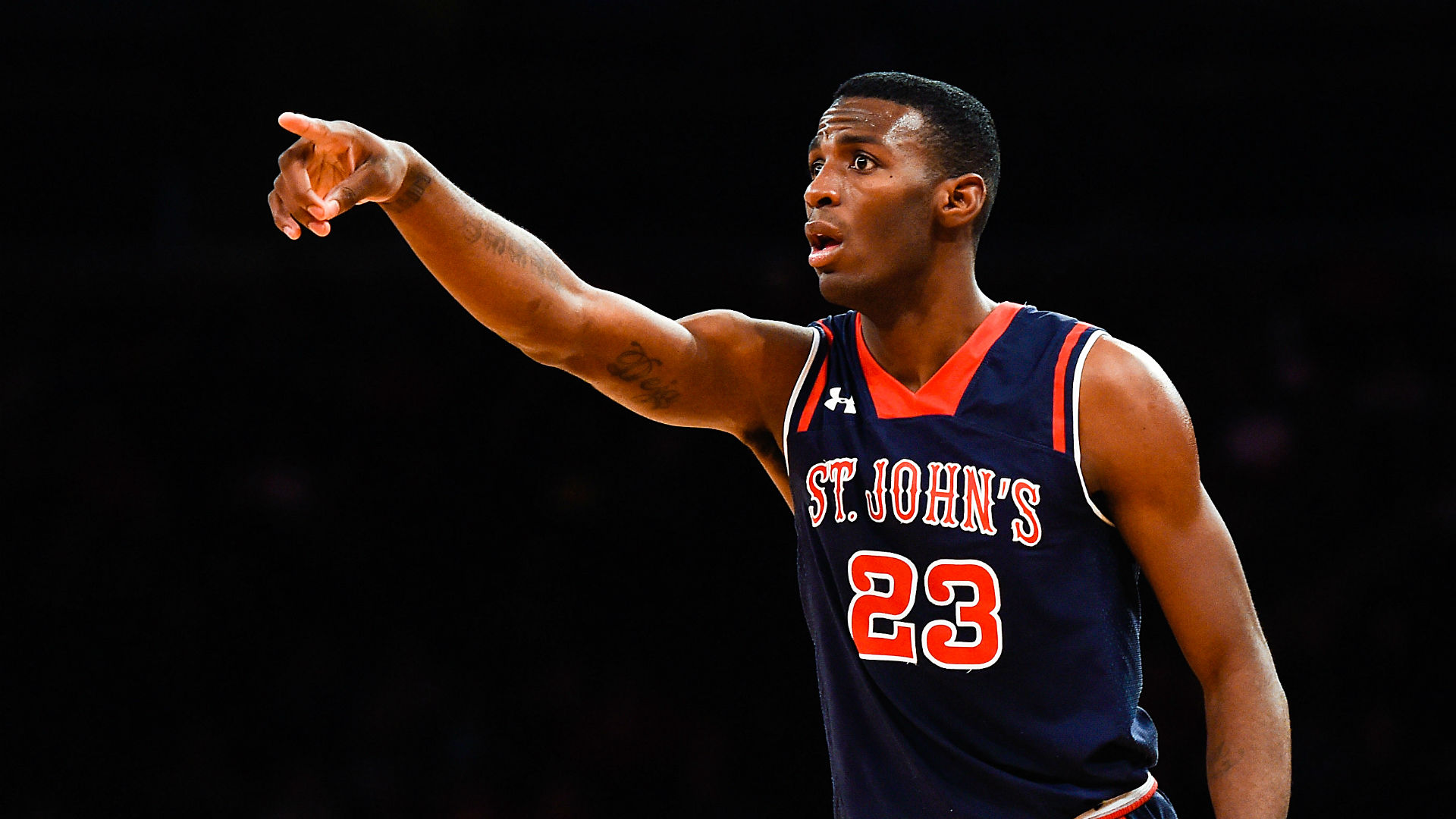 Rysheed Jordan reportedly academically ineligible; future at St. John's uncertain
