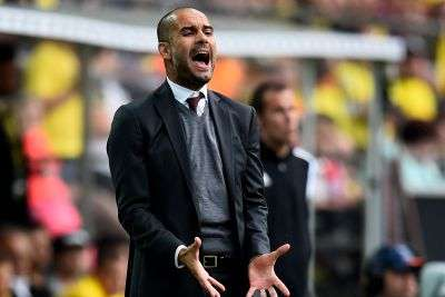Guardiola: Bundesliga is Bayern's main priority