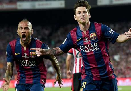 Alves: Messi will reach World Cup
