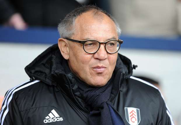Magath reiterates commitment to Fulham