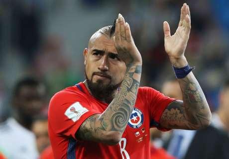 Vidal defends Diaz error