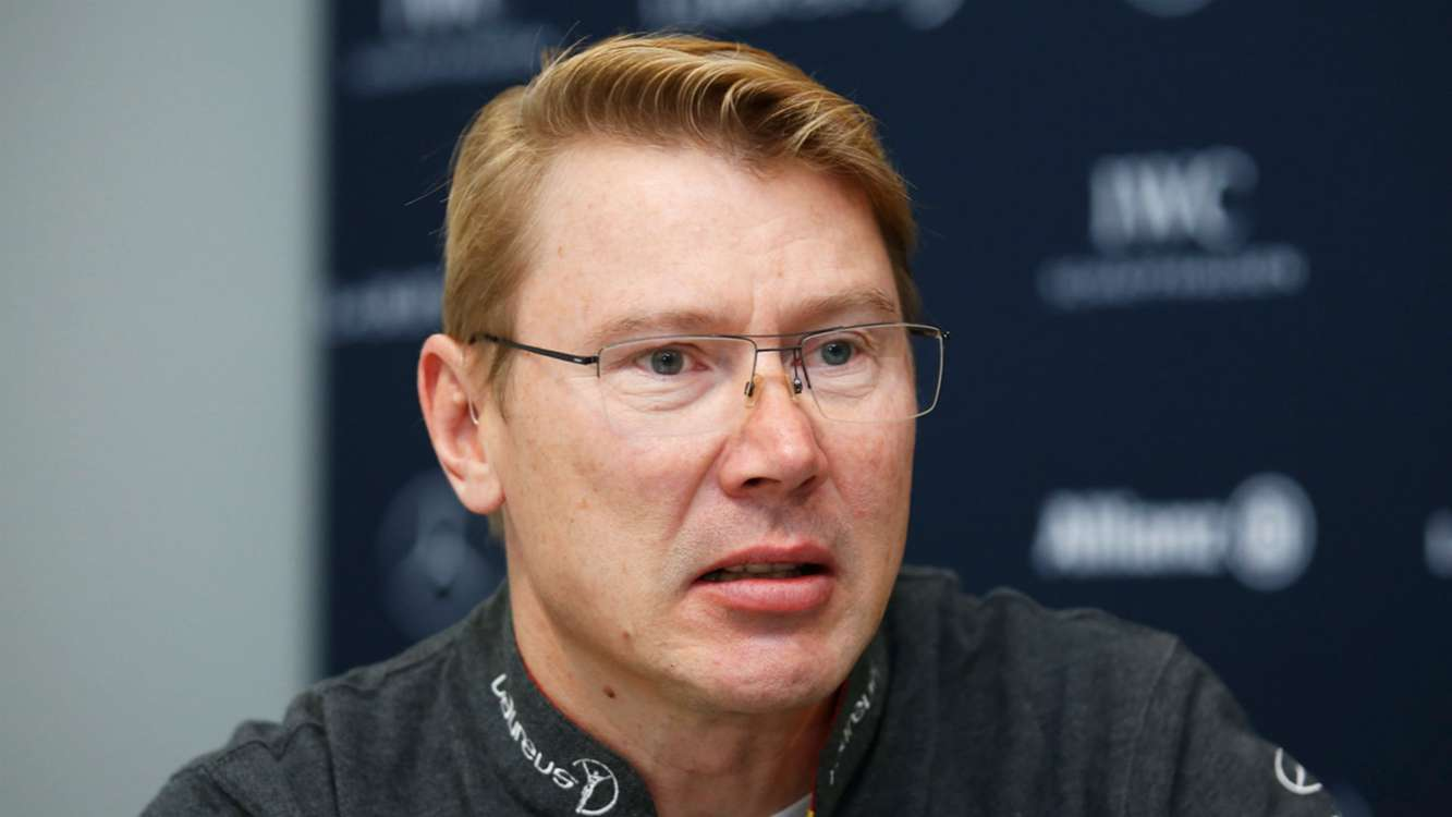 McLaren welcome former champion Hakkinen back