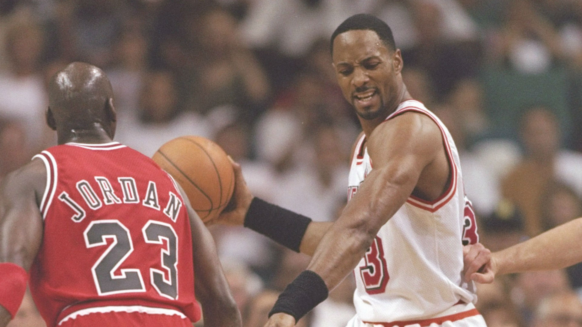 Alonzo Mourning says Michael Jordan would average almost 50 in