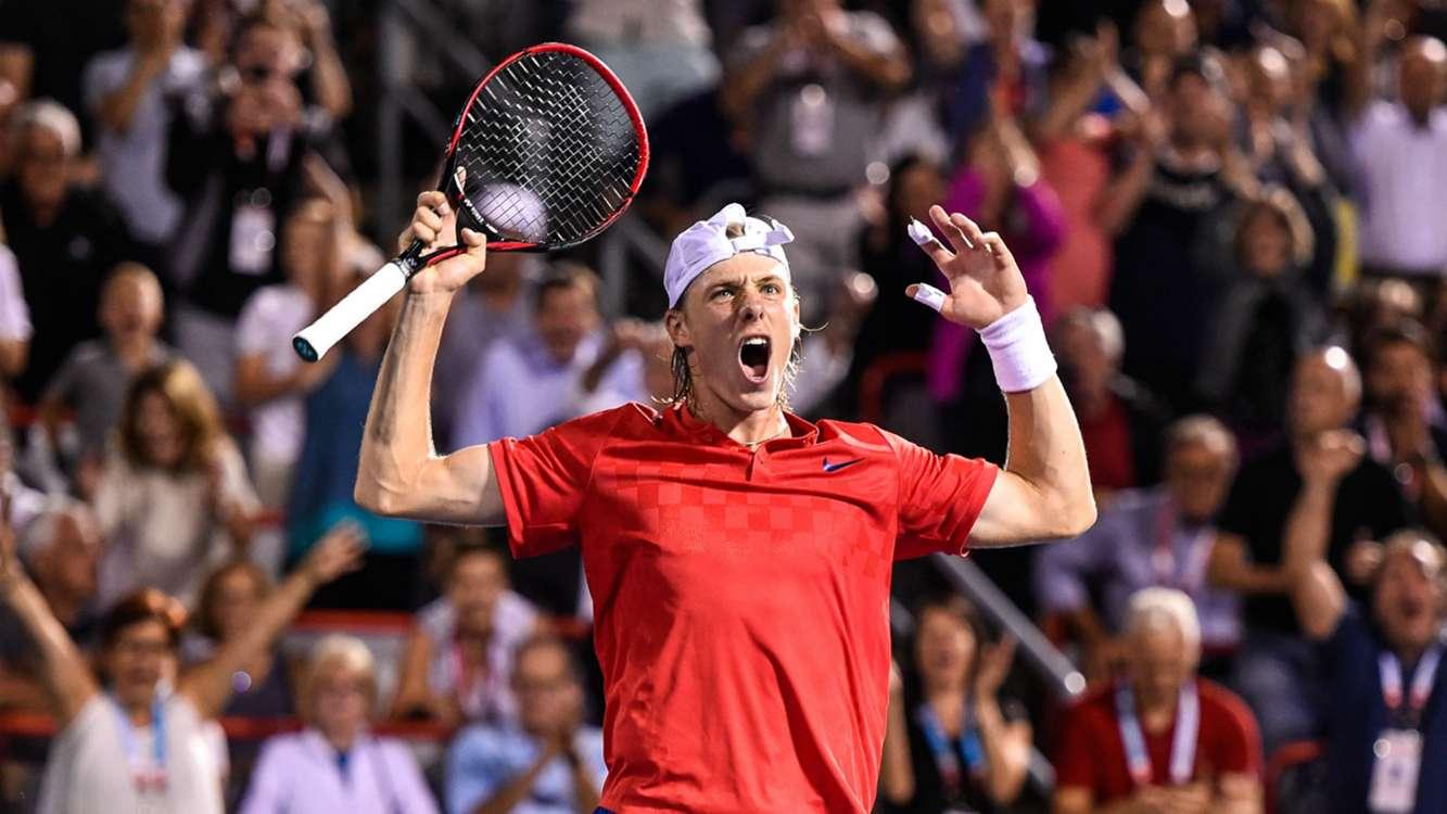 Zverev, Shapovalov join Federer in Rogers Cup semi-finals