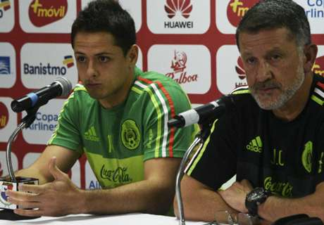 Chicharito not obsessed by record