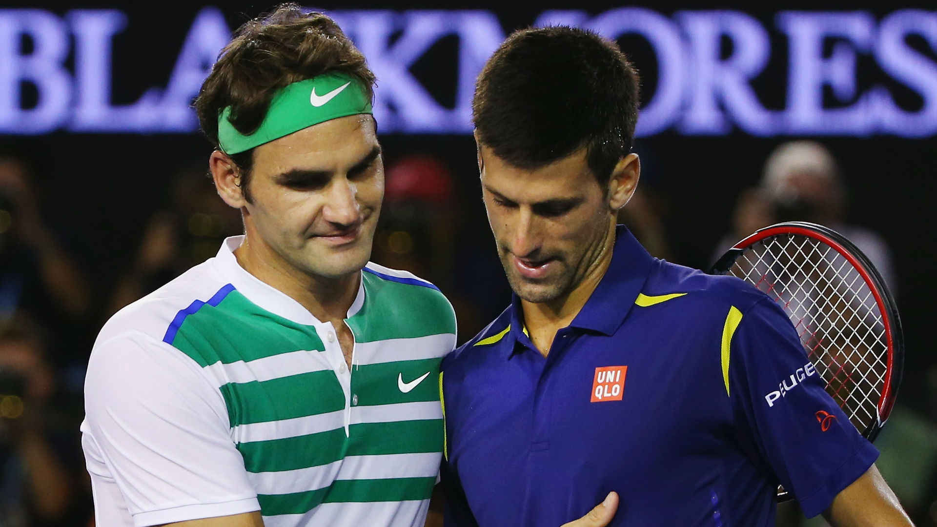 Djokovic out as Federer cruises