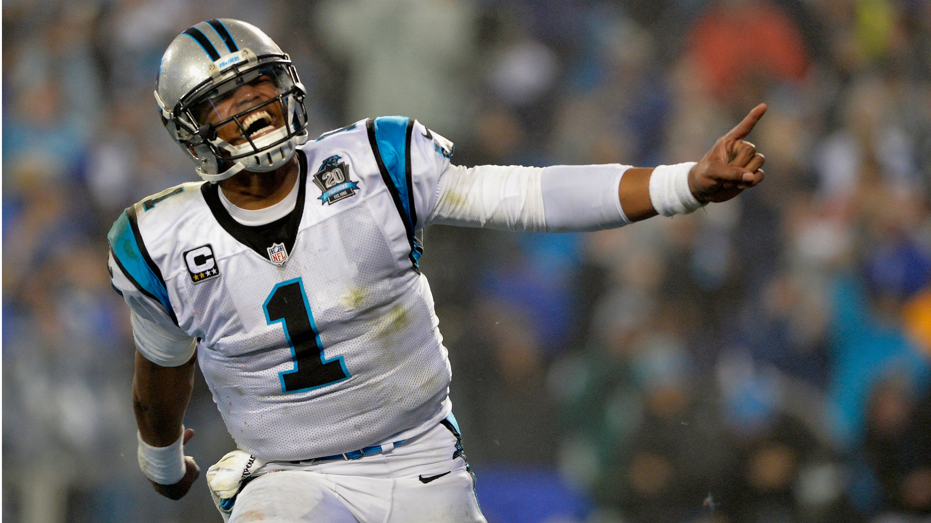 Cam Newton declares nobody has ever been what he's trying to be
