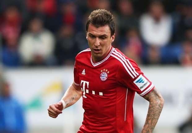 Was wird aus Mario Mandzukic beim FC Bayern München?