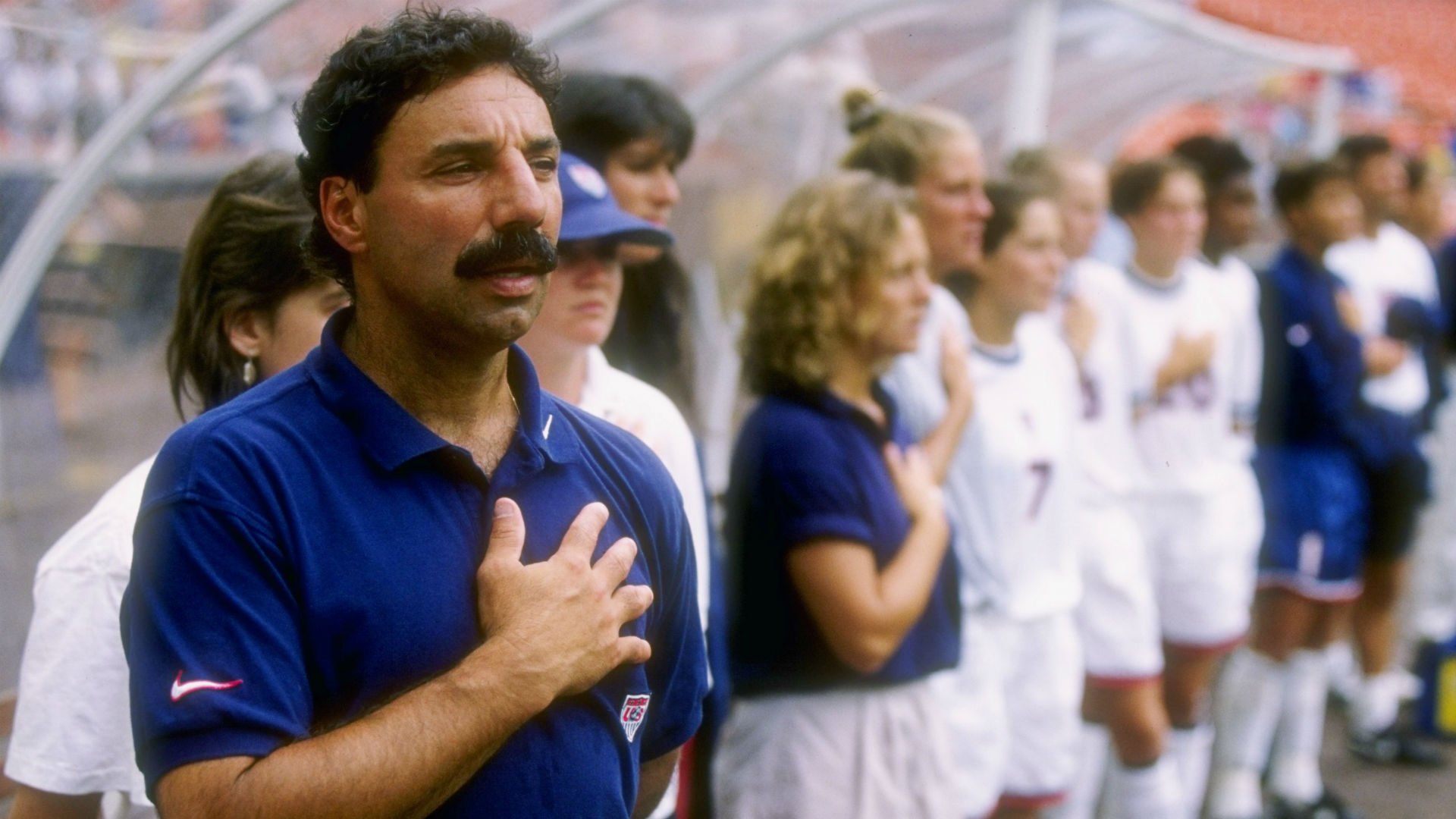 Former US Women's National Team head coach Tony DiCicco dies at 68