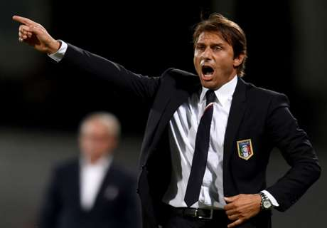 Conte only thinking about Italy win