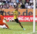 Report: Augsburg 1 Dortmund 1