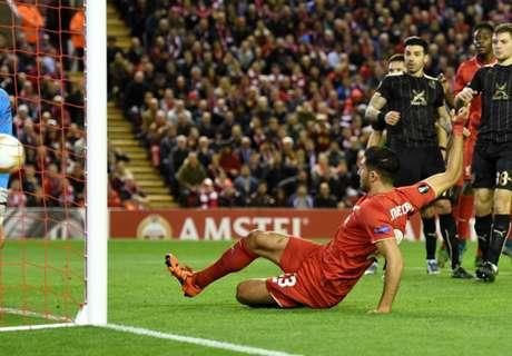 Ratings: Liverpool 1-1 Rubin Kazan
