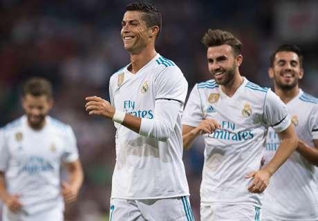 Zidane praises Ronaldo after Fiorentina stunner