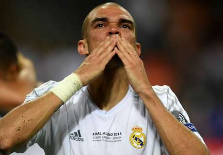 Pepe reflects on Milan emotions