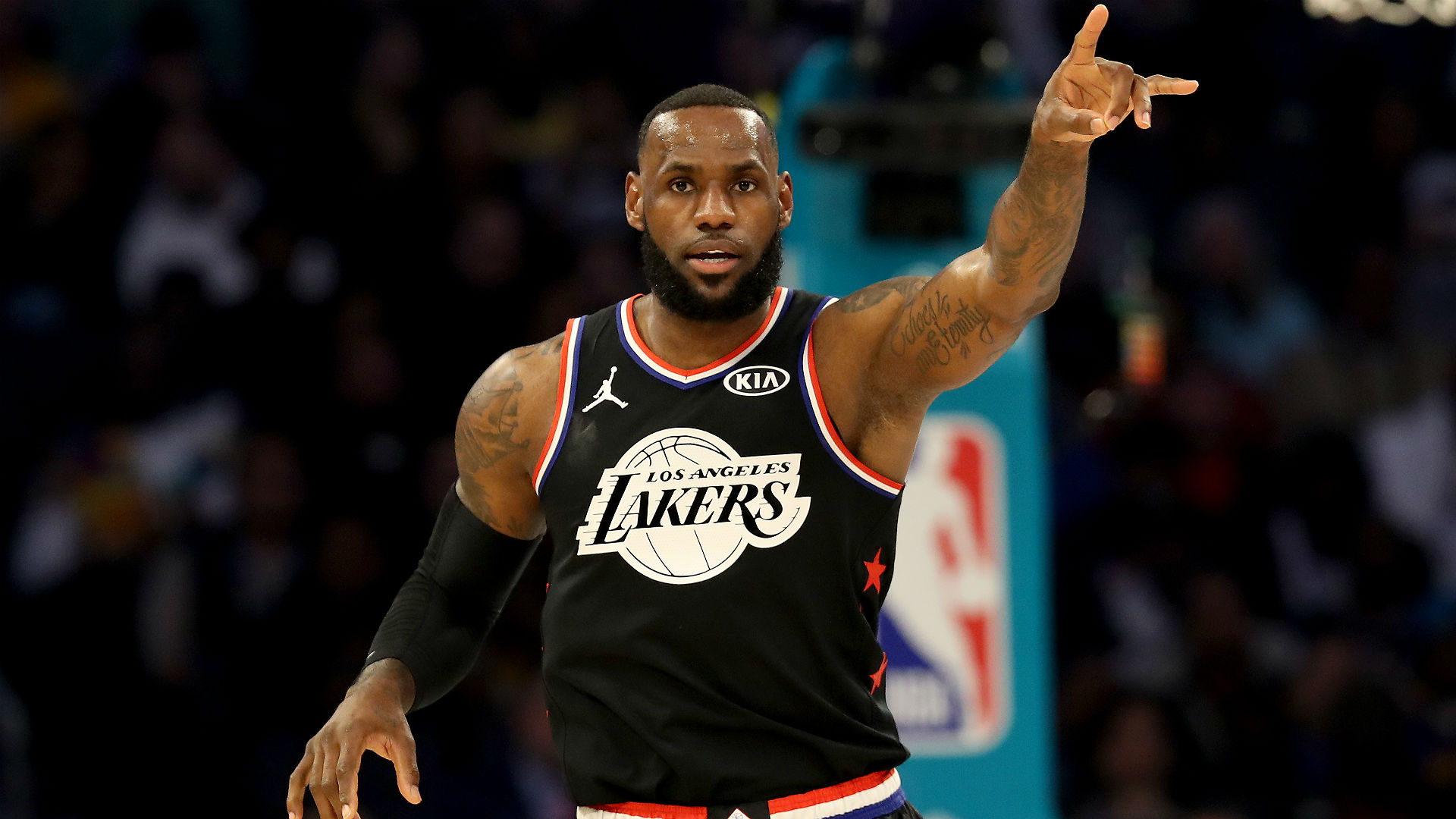 NBA All-Star Game 2019: 7 crazy stats from Team LeBron's ...