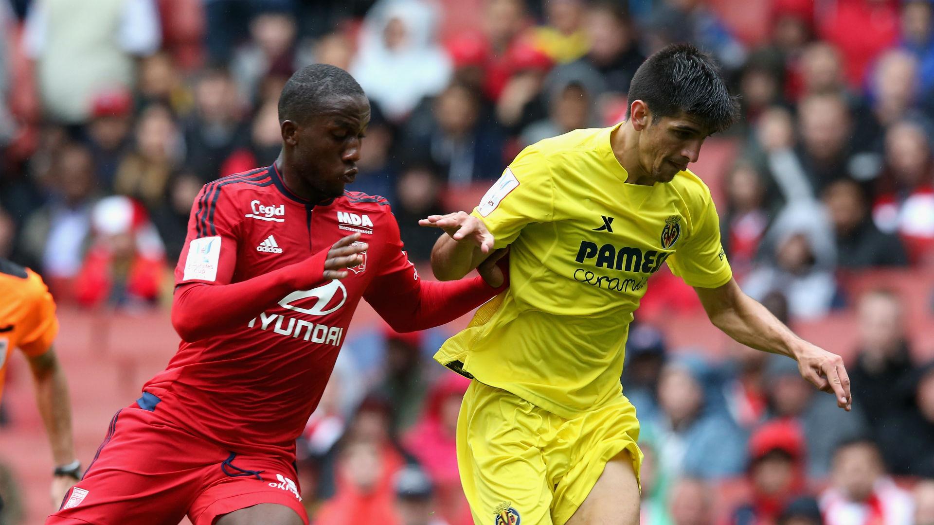 Olympique Lyon 0 – 2 Villarreal(Emirates Cup 2015)