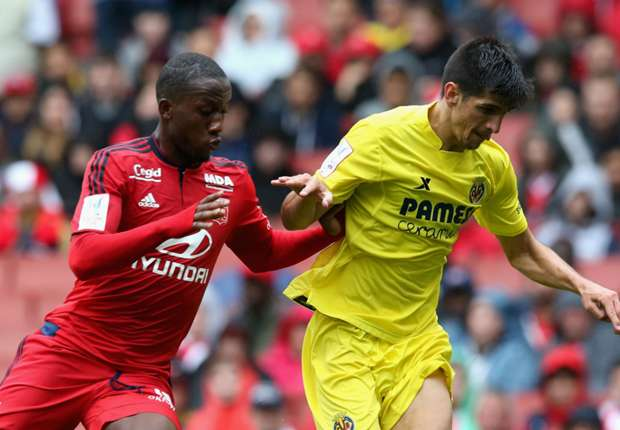 Video: Olympique Lyon vs Villarreal