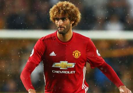 Mourinho worried over Fellaini