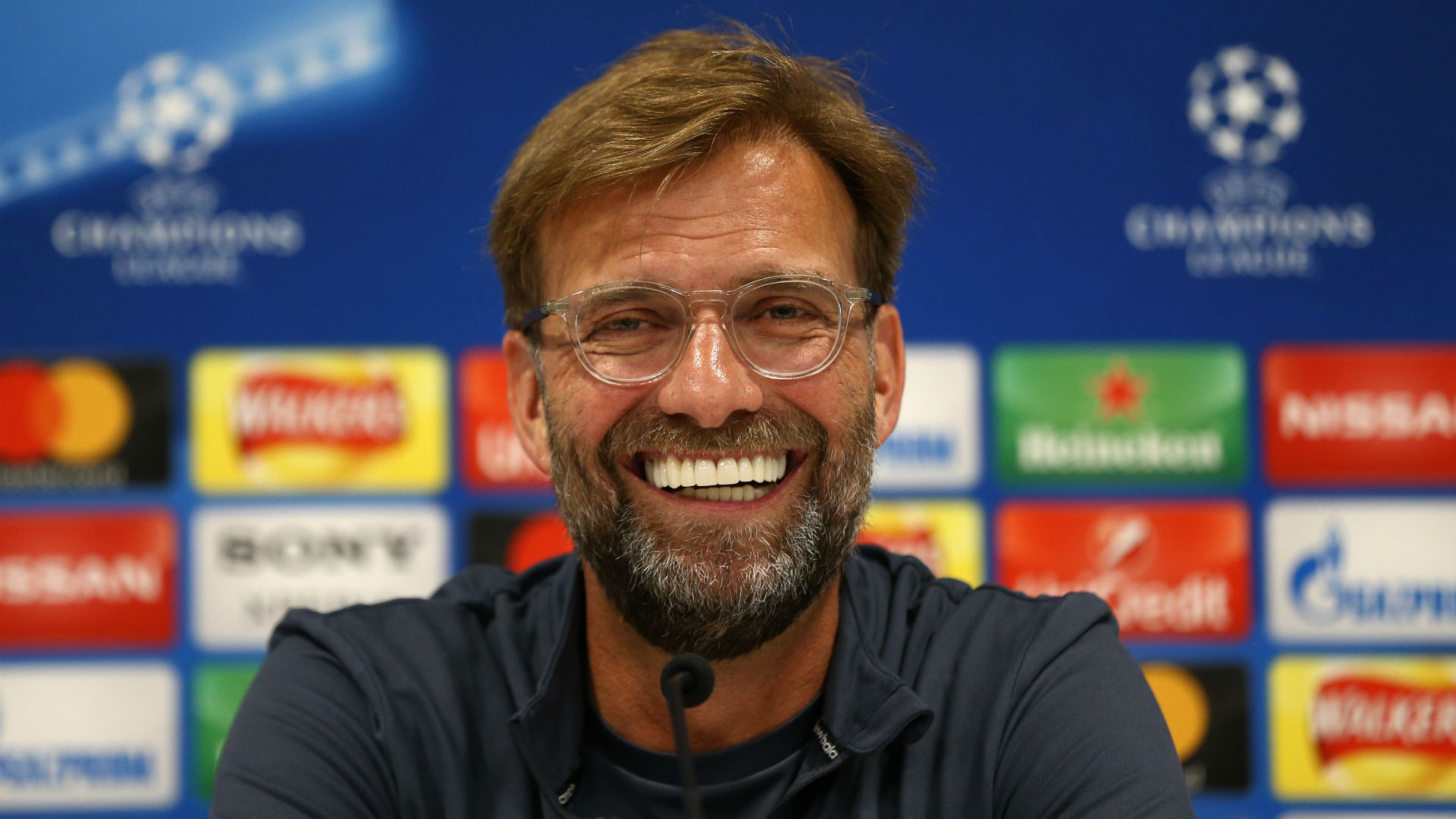 Klopp on choosing Liverpool over Man United
