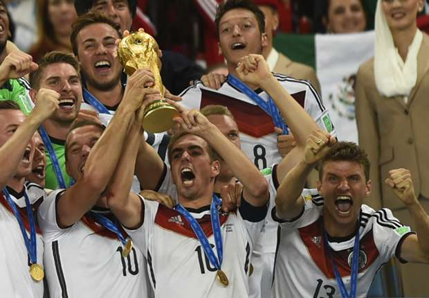 Lahm: Germany not on par with Spain...yet