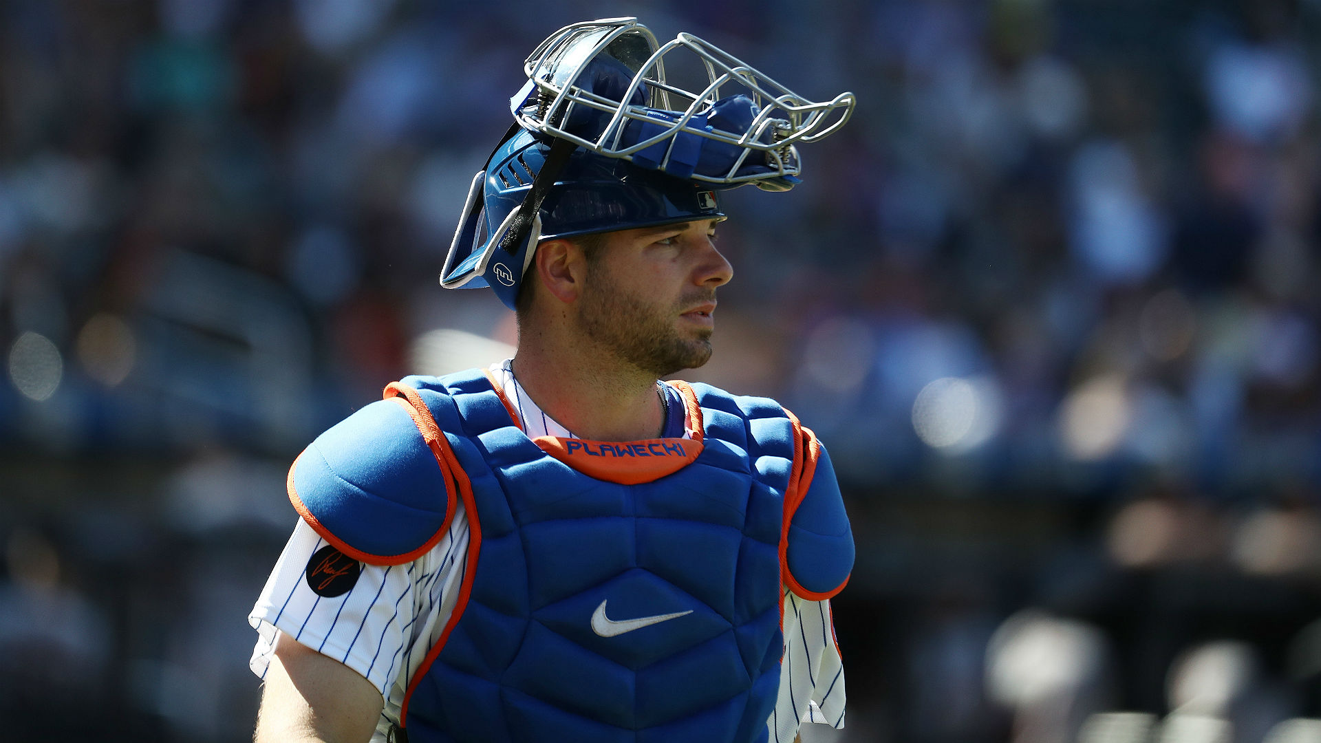 Cleveland Indians acquire catcher Kevin Plawecki in trade with New York Mets