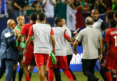 Concacaf are 'corrupt thieves' - Panama