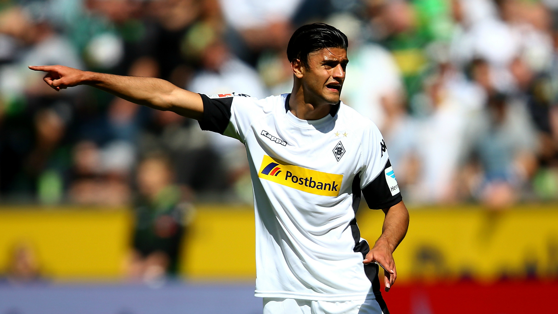 Mahmoud Dahoud explains why he joined Borussia Dortmund ahead of Liverpool