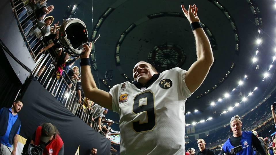 Saints QB Drew Brees says there s more to be done  91fa1edbc