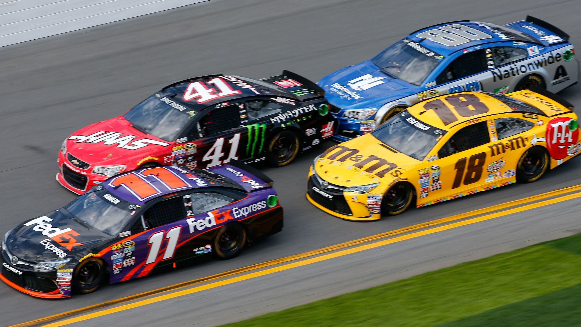 NASCAR at Talladega: Vegas odds, key stats, prediction ...
