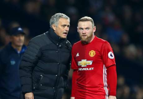 Mou: I would never force out Rooney