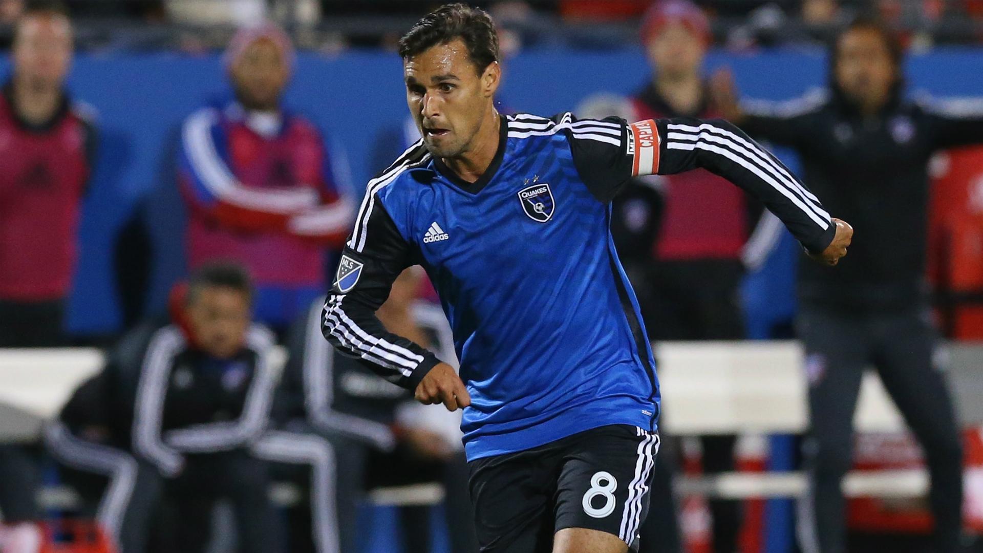 MLS preview: Earthquakes' Wondolowski poised to join 100-goal club