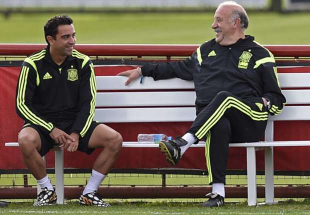 Del Bosque: Spain won't find another Xavi