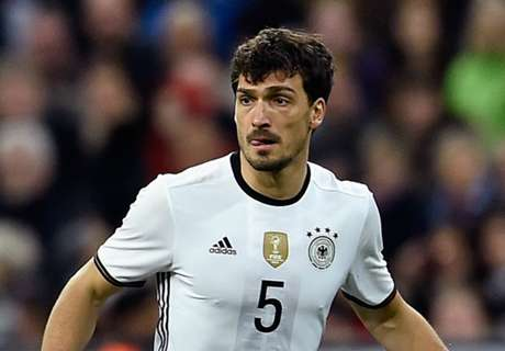 Hummels doubtful for Euro 2016 opener