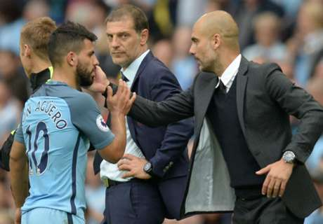 Aguero could miss Manchester derby