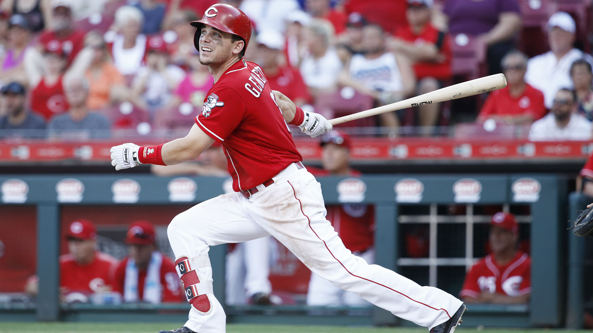 Scooter Gennett unhappy Reds haven't gotten back to him about extension