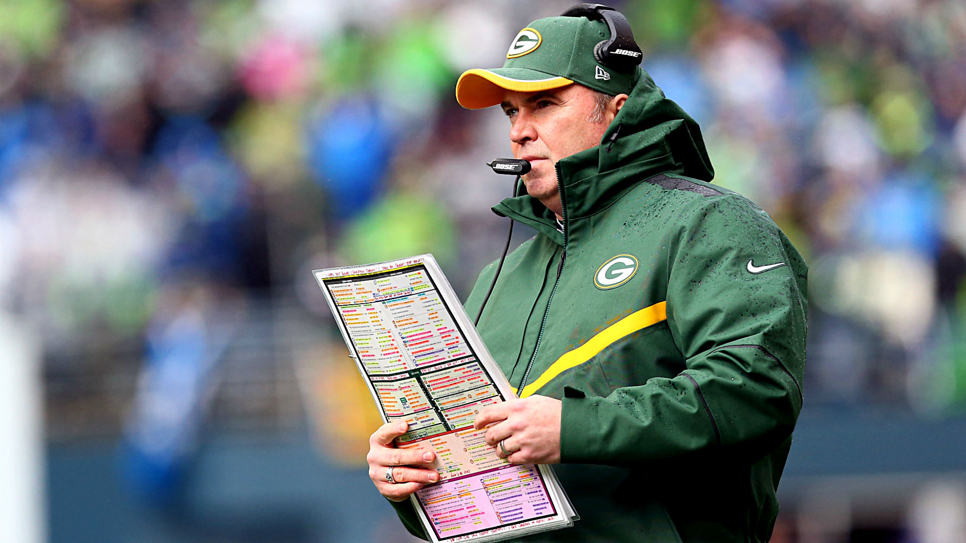 Packers fire long time defensive coordinator Dom Capers