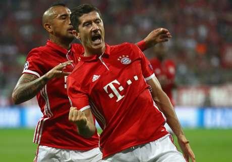 Agent: Lewandowski has not renewed