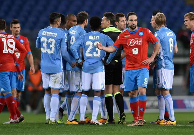 Lazio punished following racist chants