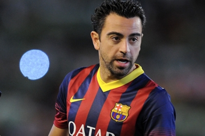 Xavi: Barca still fighting