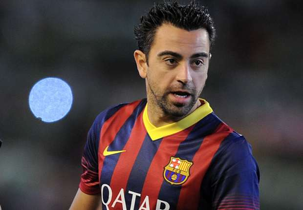 Xavi: Messi is the greatest of all time