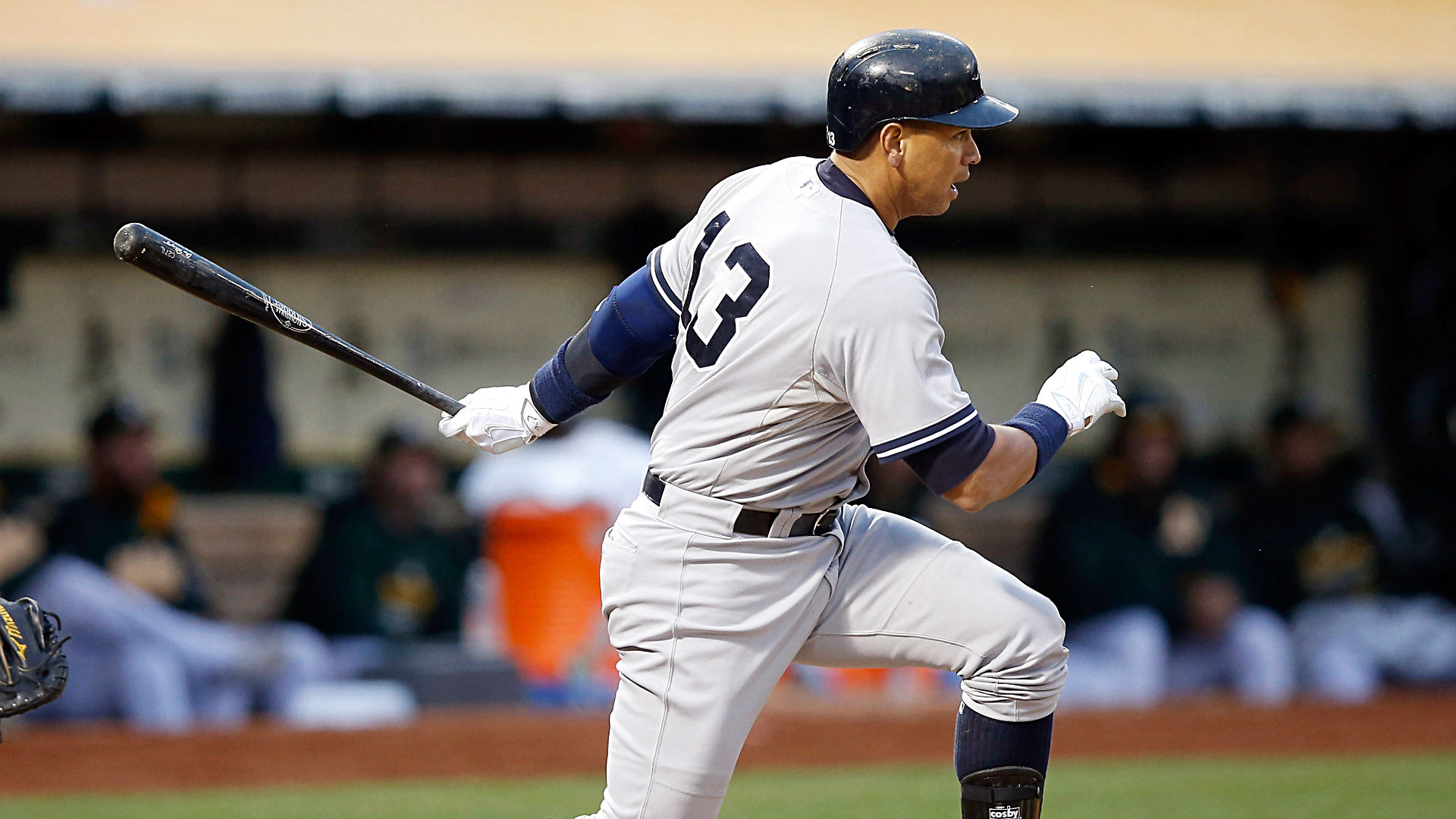 Alex Rodriguez ties Barry Bonds for second on all-time RBI list
