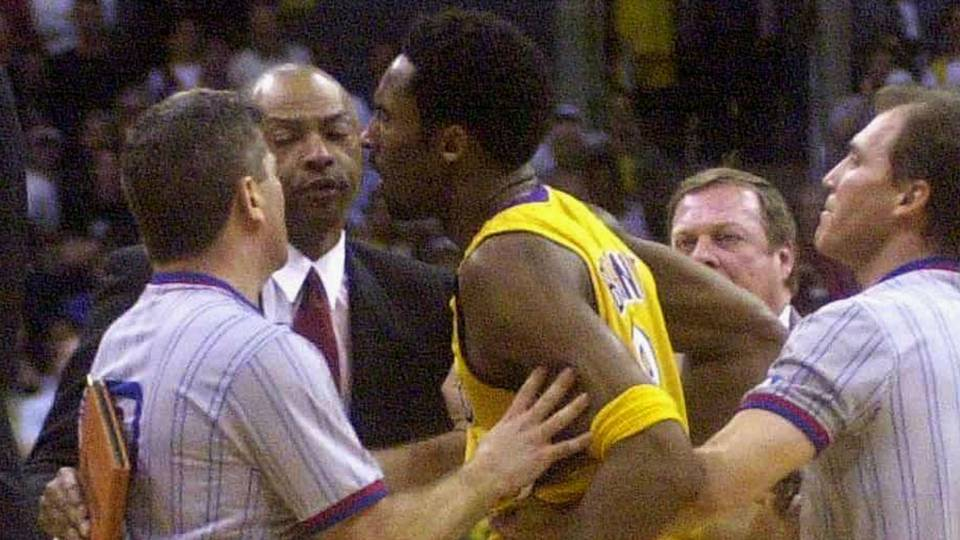 Chris Childs On Kobe Bryant Fight I Could Have Knocked