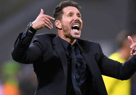 Simeone plays down future comments