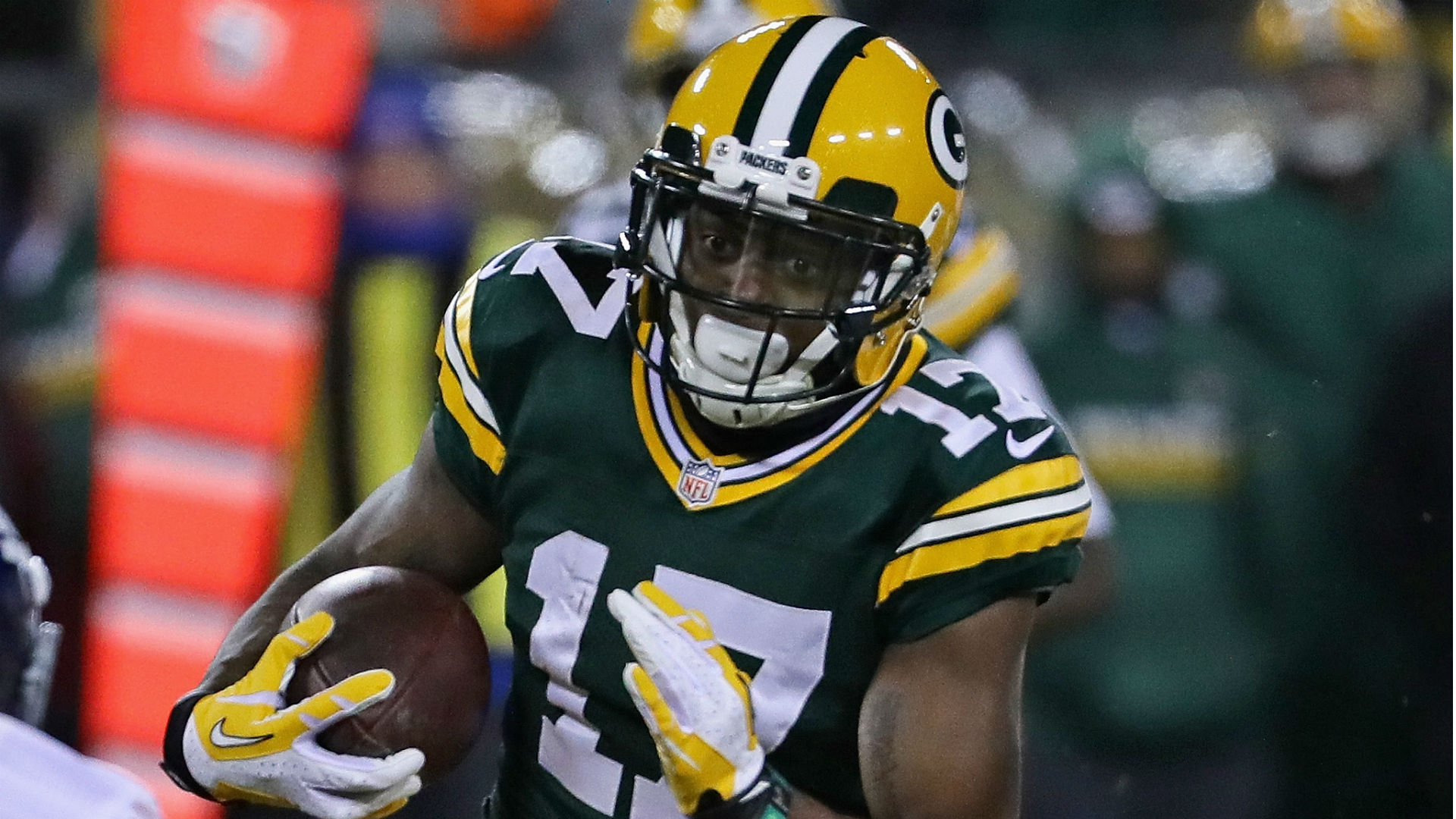 Geronimo Allison: Allison questionable for NFC Championship