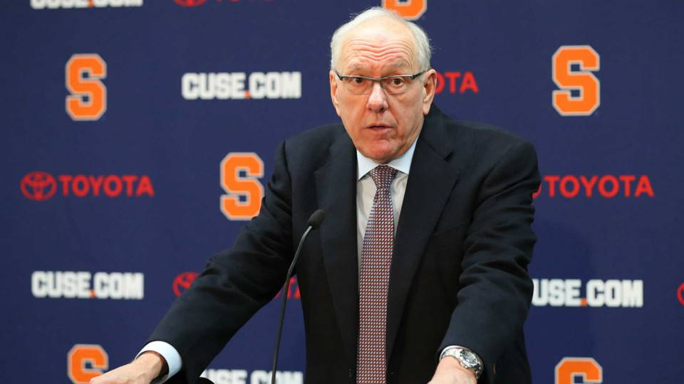 Syracuse coach Jim Boeheim cleared of any wrongdoing in fatal car accident