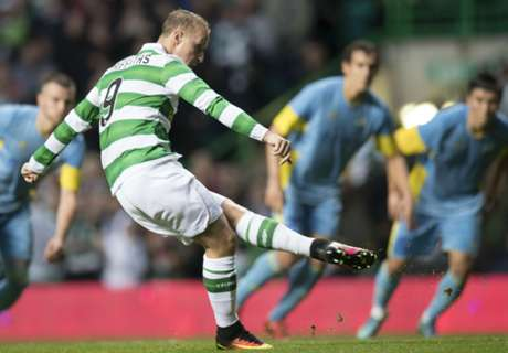 Celtic leave it late against Astana